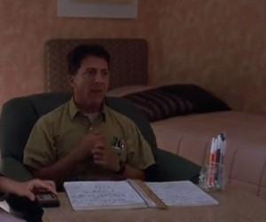 Фильм «Человек дождя» 1988г.