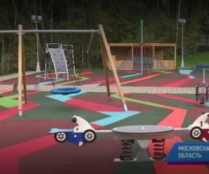 В Подмосковье открыта новейшая школа-интернат для детей с ограниченными возможностями здоровья.