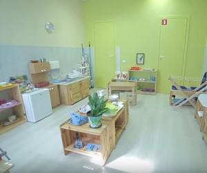 Занятия по системе Марии Монтессори в центре «ЛогоПрогноз».