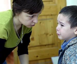 6 правил общения с ребенком-аутистом.