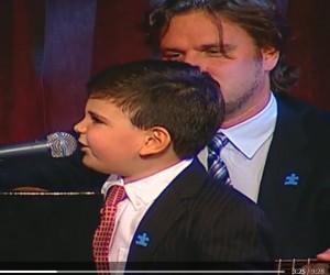 Итан Уолмарк – шестилетний пианист с аутизмом.