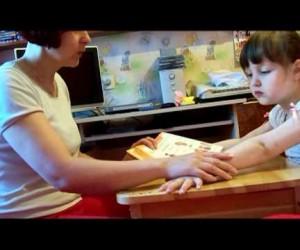 Аутизм и АВА. Занятие по развитию речи.