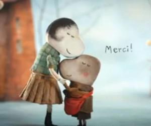 Очень трогательный мультфильм про Анатоля и его кастрюльку, Франция.