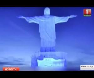 Минск присоединился к мировому движению «Зажги синим».