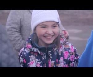 Социальная реклама «Звездный дождь» «Дети с аутизмом».