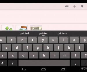 Приложение «LetMeTalk» для планшета.