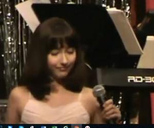 Gina Marie Incandela — талантливая юная певица с аутизмом.