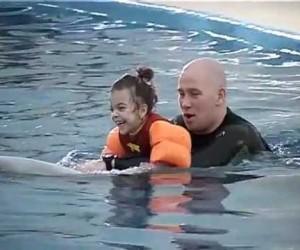 Дельфинотерапия в Анапе.