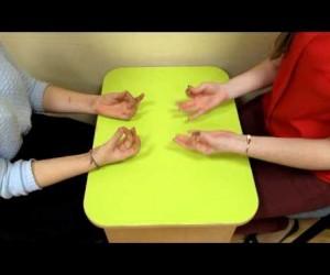 Пальчиковая гимнастика. Развитие межполушарного взаимодействия.