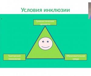 Вебинар «Тьюторские компетенции педагога в инклюзии».