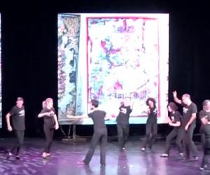 Адаптация через инклюзивный танец. Центр социокультурной анимации «Одухотворение» г. Москва.