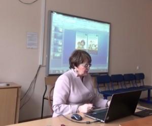 Мастер-класс Н.В.Нищевой в рамках VIII городского логопедического семинара.