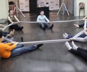 Инклюзивный театр танца «Другие» в Екатеринбурге.
