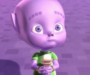 Мультфильм «Фиолетовая планета» (2007)