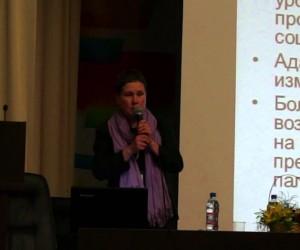 Физическая терапия и эрготерапия для детей с РАС. Екатерина Клочкова.