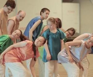 «Танец загадочных рыб» — инклюзивный танец. Екатеринбург.