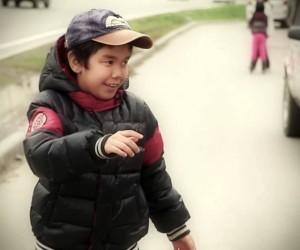 Социальная реклама «Дети с аутизмом».