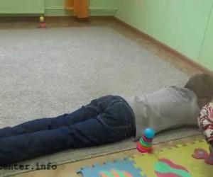 Занятие нейропсихолога с ребенком 10 лет.