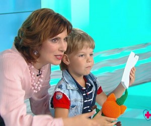 Говорим об аутизме с телеведущей Светланой Зейналовой.