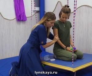 Комплекс упражнений от Марианны Лынской.
