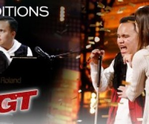 Kodi Lee Wows You With A Historical Music Moment! — America's Got Talent 2019.