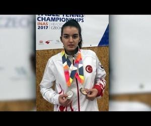 История успеха молодой девушки с аутизмом Лары Самсун, Турция.