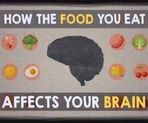 Еда и мозг.