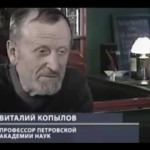 Врач В.А. Копылов лечит детей с поствакцинальными осложнениями.