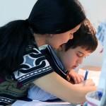 Кто такой тьютор: сопровождение ребёнка-аутиста в школе №1465