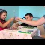 Игра с аутичным ребенком — Детское лото.