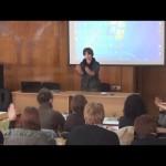 «Про мелкую моторику». Отрывок из семинара Новиковой-Иванцовой. Ялта.